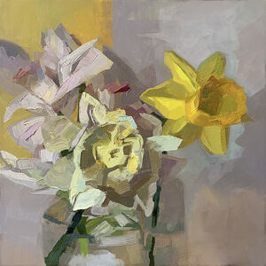 Yana Beylinson, 'They Can't Stop the Spring', 2020