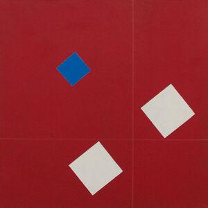 Almandrade, 'Um mundo vermelho', 2010