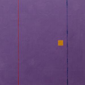 Almandrade, 'A eterna solidão da pintura', 2013