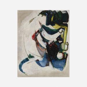 Bernard Dufour, 'Untitled', 1958