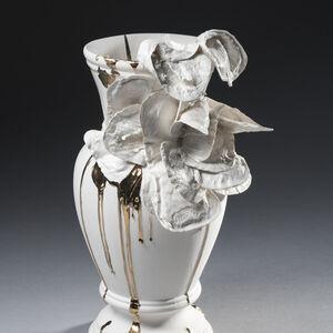 Valentina Savić, 'Existential vase No. 6 - Crowning', 2017