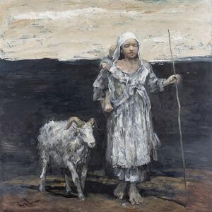 Cen Long, 'The Blind Girl', 2019