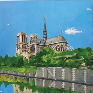 Verne Dawson, 'Notre Dame de Paris', 2002 -2003