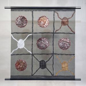 Joan Webster-Vore, 'Tic Tac Co(vid)', 2020