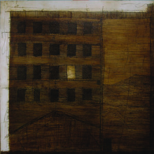 Paul Vincent Bernard, '11th Avenue Before the Storm', 2013