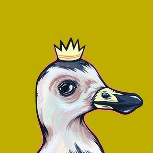 Kaitlin Ziesmer, 'Mighty Ducks: Coral Crown', 2019