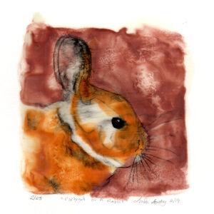 Linda Lowery, 'Portrait of A Rabbit', 2019