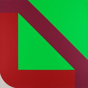 Georg Karl Pfahler, 'Untitled I', 1970