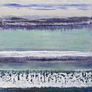 Bruno Kurz, 'Purple ice', 2018