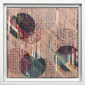 Nina Tichava, 'Circle Study in Pink ', 2019
