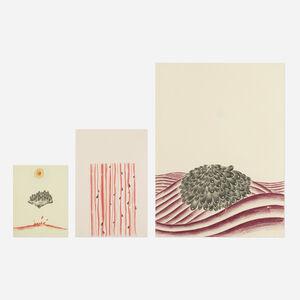David Dupuis, 'Untitled (three works)'