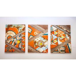 Benjamin Lowder, 'Crush Triptych', 2016