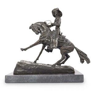 Frederic Remington, 'Cowboy', Unknown
