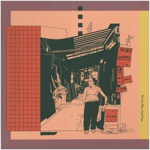 Evan Hecox, 'Kowloon Alley Hong Kong', 2019