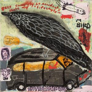 Casey McGlynn, 'This Blackbird Has Been Following Me Around', 2019