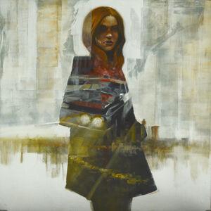 Steven Walker, 'LA woman', 2017