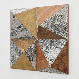 Gabriel Acevedo Velarde, 'Sound diffuser for a new institutional acoustic V', 2018