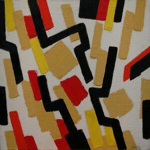 Willem Hussem, 'no title', 1958