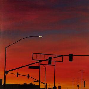 Bradley Hankey, 'Red Flood', 2016