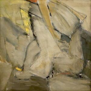 Michael Goldberg, 'Untitled', 1953