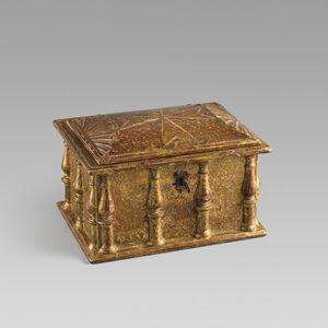 Unknown, 'Casket', 16th century