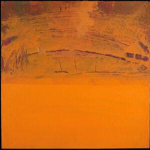 Frank Wimberley, 'Tangerine', 2001
