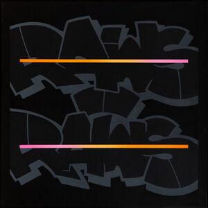 RAWS, 'Fuck Graffiti', 2019