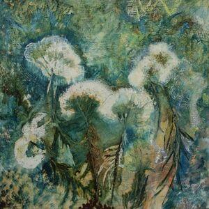 George Mead Moore, 'Cloud Flowers', 2020