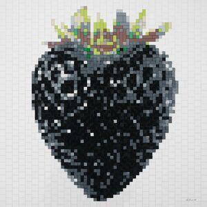 "Andre Veloux, '""Strawberry Black""', ca. 2016"