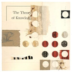 Melinda Tidwell, 'The Theory of Knowledge'