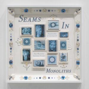 Dario Robleto, 'Seams in Monoliths', 2018