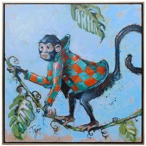 Trip Park, 'Rock Star Monkey', 2020