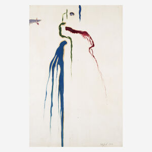 Clyfford Still, 'PH-491', 1943