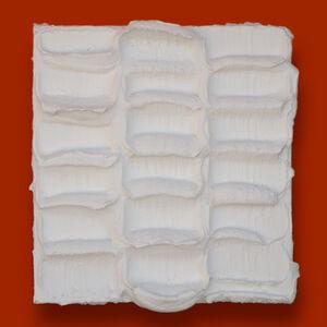 Harmen van der Tuin, 'White', 2018-18