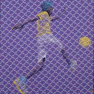 Evans Mbugua, 'EYE ON THE BALL', 2018