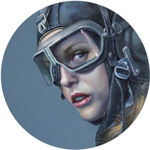 Kathrin Longhurst, 'On the Outside Looking In', 2019