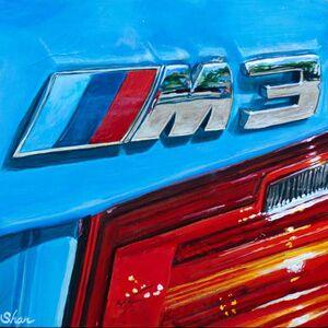 Shannon Fannin, '2016 Yas Marina BMW M3', 2020