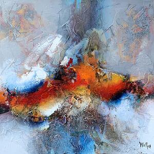 William Malucu, 'Spirit of colour II ', 2019