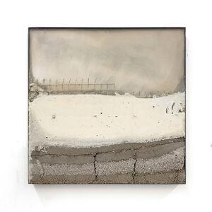 Margaret Boozer, 'Concrete Landscape Study 3', 2017