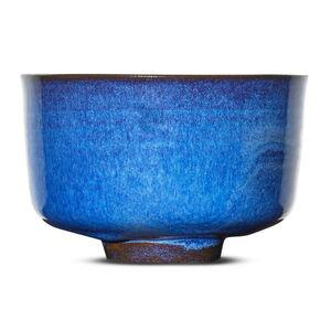 Gertrud Natzler, 'Cylindrical bowl, lapis lazuli glaze, Los Angeles, CA', 1966