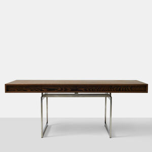 Bodil Kjær, 'Wenge Bodil Kjaer Desk by E Pederson and Sons', ca. 1959
