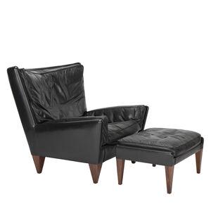 Illum Wikkelsø, 'Easy chair', ca. 1960