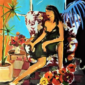 Nora Maciel, 'A Lucia le Gustan las Flores'