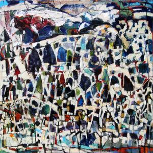 Toni Doilney, 'Mid-Mountain', 2017