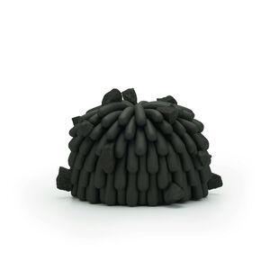 Linda Lopez, 'Black Dust Furry with Rocks', 2019