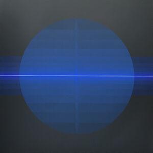 Horacio Garcia-Rossi, 'Couleur Lumière', 2002