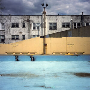 Charles Johnstone, 'Fisher Pool, Queens, NY', 2011