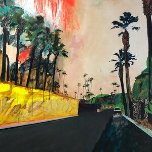 Waldemar Kolbusz, 'California', 2019