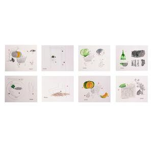 Prasanta Sahu, 'Study: 12122018 (8 works) ', 2018