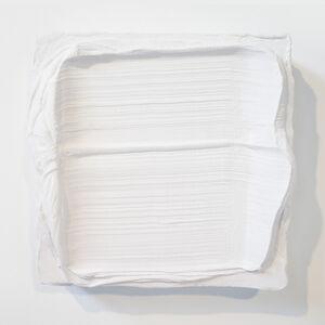 Harmen van der Tuin, 'White', 2018-16